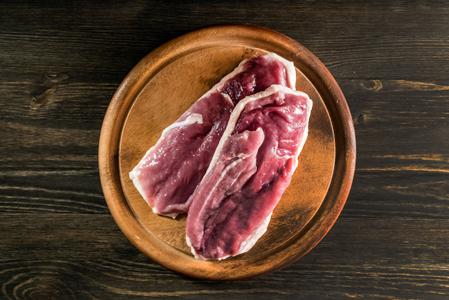 9月 シンプルフレンチ 鴨肉